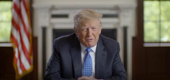 Watch here Donald J. Trump speech at MAGA Frank Rally