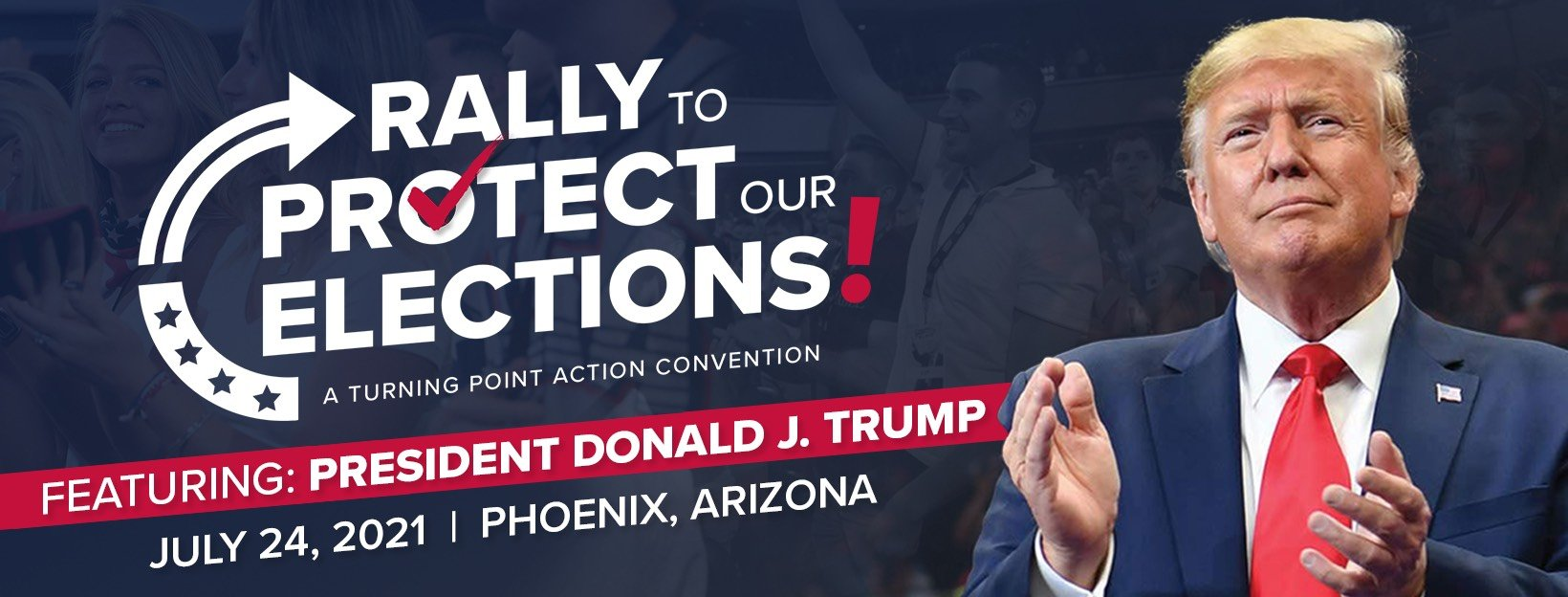 RSBN: Protect our Elections Rally in Phoenix, AZ