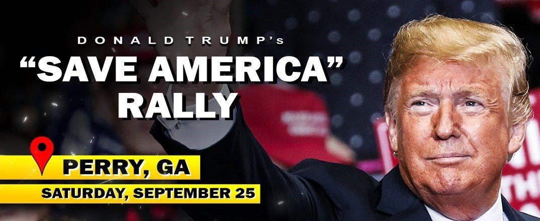 ICYMI: Donald J. Trump Rally in Perry, GA